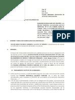 Demanda de Ejecucion de Acta de Conciliacion MARILENE EUGENIA NARVAEZ ORDOÑEZ
