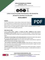 Regolamento Orchestra 2018  (1)