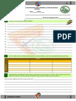 Club de conquistadores Especialidad de ANFIBIOS - Parte 2. Cuestionario