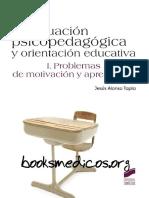 Evaluacion psicopedagogica y orientacion educativa Vol. I