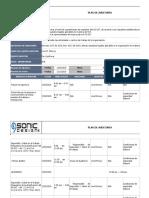 F-SGC-08 Plan de Auditoria
