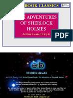 THE ADVENTURES OF SHERLOCK HOLMES 189