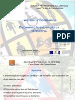 Trabalho P.I. de discriminação PDF