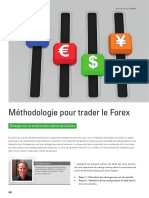 méthodologie trade forex