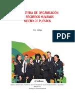 74. subsistema de organización de recursos humanos tge