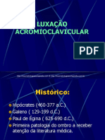 LUXAcaO ACROMIOCLAVICULAR