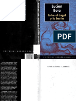 Boia, Lucian. Entre el angel y la bestia.pdf