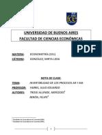 Nota de clase  - Invertibilidad de    los procesos ARMA.pdf