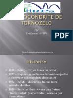 Osteocondrite de Tornozelo