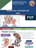 08 Anatomía y fisiología del oído completa