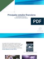 UnidaD 2 Principales Estados Financieros.