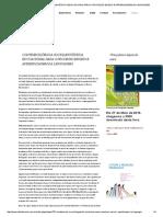 Sociolinguística Contribuições Da Sociolingüística Educacional Para o Processo Ensino e Aprendizagem Da Linguagem