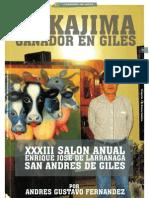 NAKAJIMA, GANADOR EN GILES_Andrés Gustavo Fernández