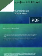 Estructura de los traductores