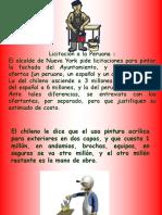 Licitacion a La Peruana
