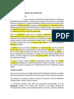 METODO DEL CASO MEDIOS Y RECURSOS DE IMPUGNACIÓN