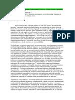 Argentina  Neoliberalismo y crisis
