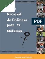 Plano Nacional de Política para as Mulheres