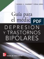 DEPRESIÓN Y TRASTORNOS BIPOLARES