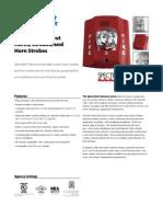 P2R Spec Sheet