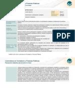 Planeacion didactica finanzas publicas unadm