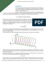 1_ An Approach to Quantum Mechanics
