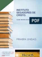 CLASE 1 HECHOS DE LOS APOSTOLES.ppt