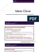 Ideas Clave Toxicología