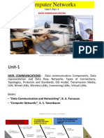 Unit-1 Data Communications, Transmission, Networks, OSI TCP IP-converted