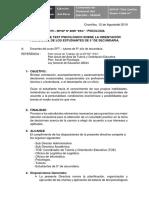 Directiva de Orientacion Vocacional 2019