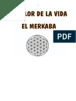 LA FLOR DE LA VIDA. EL MERKABA