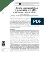 Design of Crm