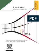 2010-CEPAL-A Hora Da Igualdade