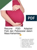 241615036-Adaptasi-Fisik-Dan-Psikososial-Dalam-Masa-Kehamilan