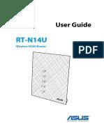 upustvo za ruter rt-n14u