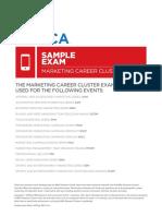 HS_Marketing_Cluster_Sample_Exam