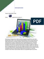 1. Pentingnya Sistem Informasi Akuntansi Bagi Perusahaan