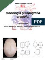 Morfol. craniului