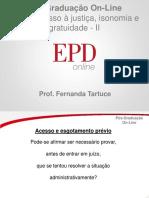 Acesso à justiça, isonomia e gratuidade - II.pdf