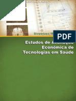 Avaliacao Economica Tecnologias Saude 2009