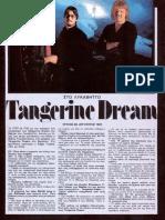 Οι Tangerine Dream στην Ελλάδα, 1983.