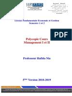 Cour Management