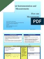 Chapter5-Flow Rate Measurement 08-V3