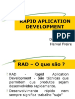 RAPID APLICATION DEVELOPMENT