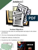 C Articles 4-7