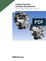 Motores N12 N14 Sistemas Mecanicos