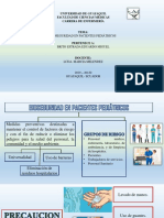 Bioseguridad pediatrico