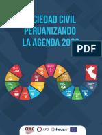 Sociedad civil PERUANIZANDO LA AGENDA 2030