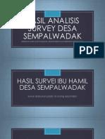 PPT HASIL SURVEY ANALISIS DATA SEMPALWADAK.pptx