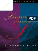 Shakespeare's Grammar